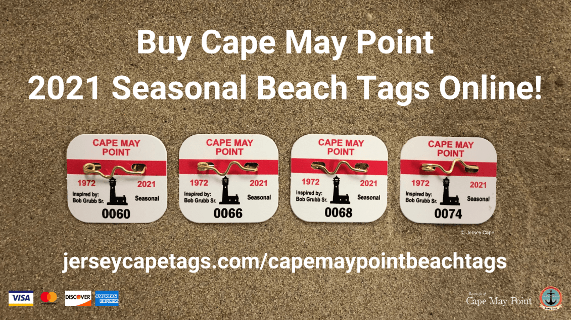 beach tag sale banner